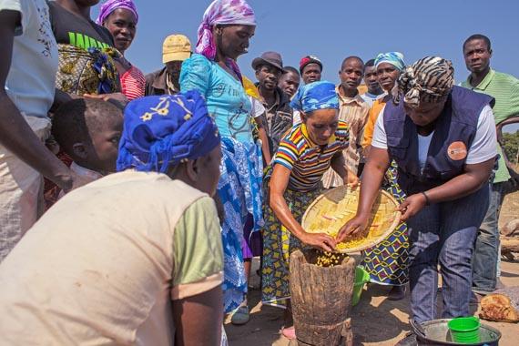Angola seguridad Alimentaria